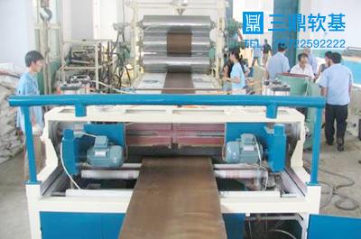 塑料排水板机械