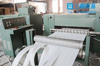 生产塑料排水板机械