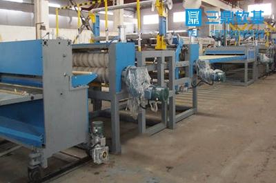 排水板生产机械