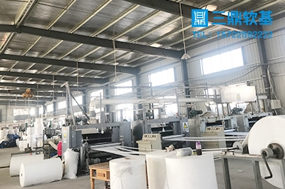 塑料排水板生产机械